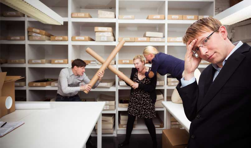 family conflict - Why You Should Focus On Employee Training (Even If They're Family)