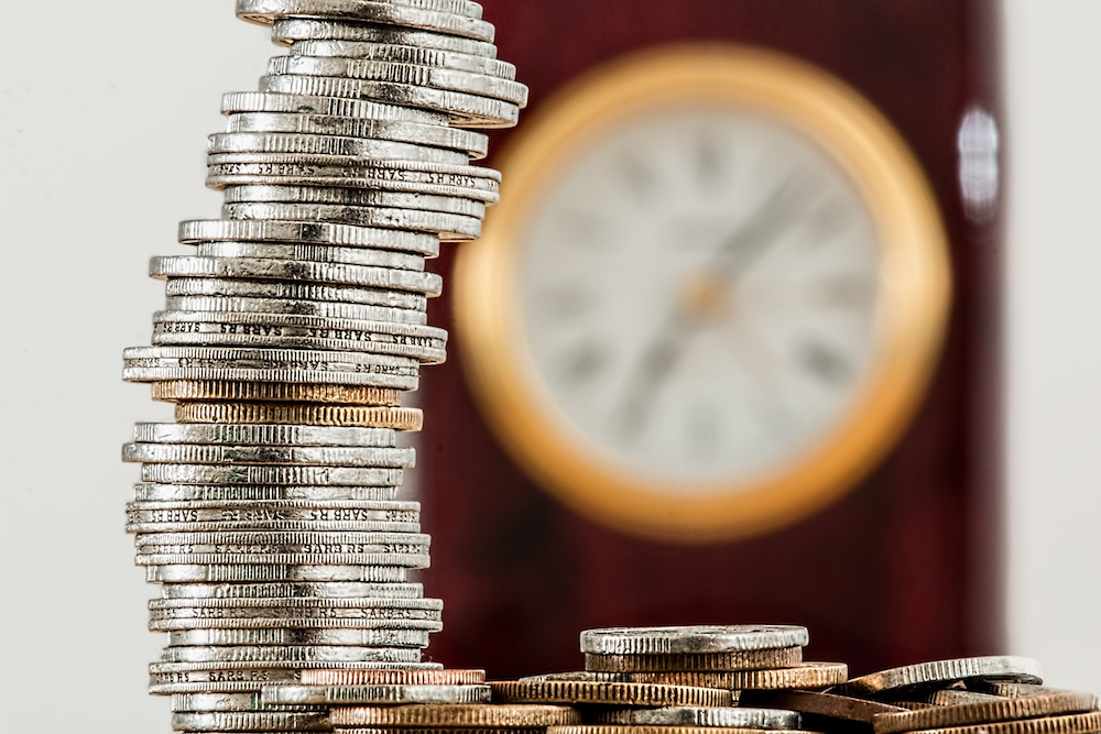coins currency investment insurance 128867 - 9 Ways Small Businesses Can Save Money This Year