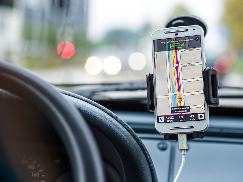 navigation car drive road - 9 Ways Small Businesses Can Save Money This Year