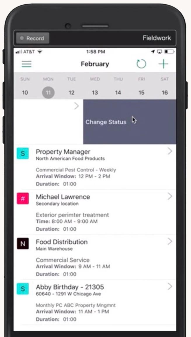 Mobile Scheduling Apps