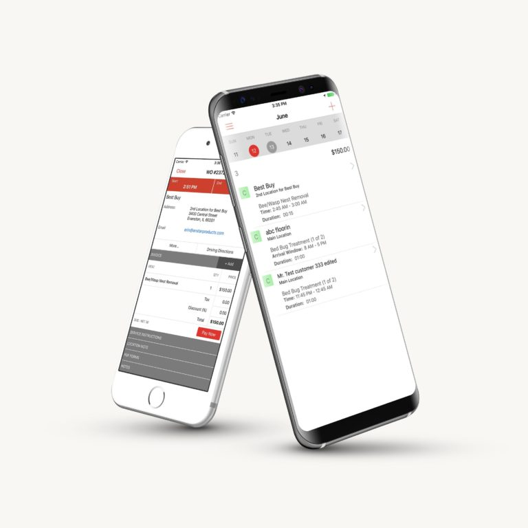 Fieldwork Field Service Management Software with Apps for iPhone and Android